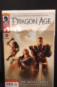 Dragon Age: The Silent Grove #1 (2012)