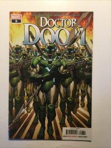 Doctor Doom 8 Near Mint Nm Marvel