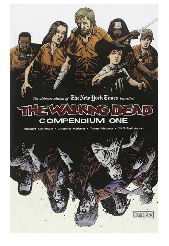 Walking Dead Compendium One #1 ORIGINAL Vintage 2005 Image Comics Robert Kirkman