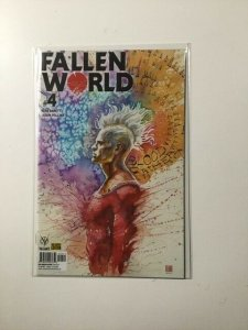 Fallen Worlds 4 Variant Near Mint Valiant HPA