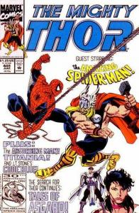 Thor (1966 series) #448, NM- (Stock photo)