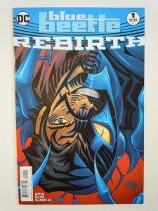 Blue Beetle: Rebirth #1 (2016)