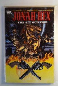 Jonah Hex: The Six Gun War #1 (2010) DC Comics 9.4 NM GN Trade Paperback