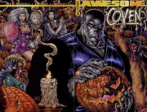 Coven, The #3 VF/NM; Awesome | save on shipping - details inside