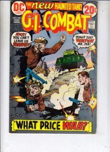 G.I. Combat #158 (Feb-73) VF+ High-Grade The Haunted Tank