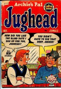 Jughead  #20 1953-Archie-soda shop-ice cream--Veronica-Betty-G