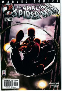 Amazing Spiderman(vol. 2) # 38,39,40,41,42 Revelations and Dr. Strange
