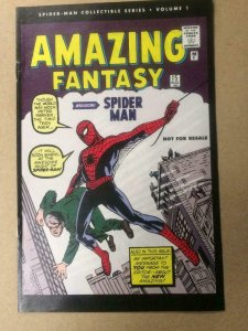 AMAZING FANTASY #15, VF/NM, Reprint, Spider-man, 2006, Peter Parker, Marvel