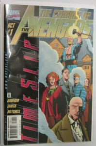 The comics of the Avengers #1 8.0 VF (1998)