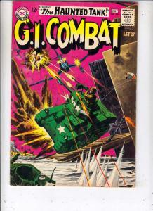G.I. Combat #99 (May-63) FN/VF Mid-High-Grade Haunted Tank