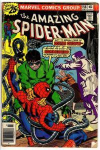 SPIDERMAN 158 FAIR July 1976