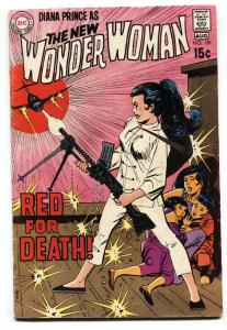 Wonder Woman #189 comic book 1970- DC Comics- Diana Prince vg-