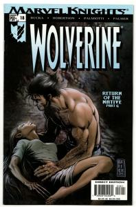 Wolverine #18 (Marvel, 2004) VF/NM