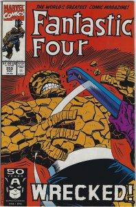 Fantastic Four #355