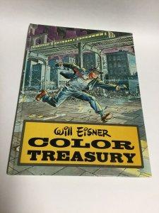 Will Eisner Color Treasury HC Hardcover Oversized Kitchen Sink Press