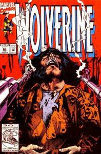 Wolverine (1988 series) #66, VF (Stock photo)
