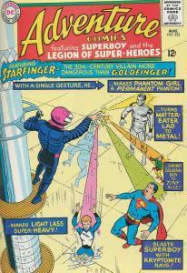 Adventure Comics #335 VG; DC   low grade comic - save on shipping - details insi