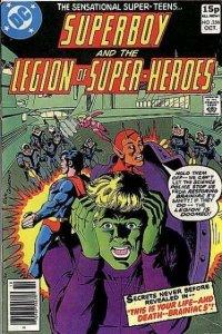 Superboy (1949 series) #256, VG (Stock photo)