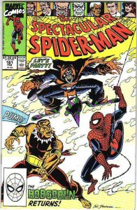 Spider-Man, Peter Parker Spectacular #161 (Apr-90) NM/NM- High-Grade Spider-Man
