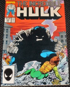 The Incredible Hulk #333 (1987)