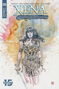 XENA WARRIOR PRINCESS (2019 DYNAMITE) #5 PRESALE-08/14