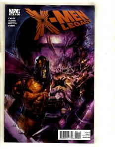 10 X-Men Legacy Marvel Comics # 239 240 241 242 243 244 245 246 248 259 RP2