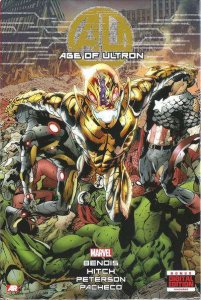 Age of Ultron Trade Paperback #1, NM (Stock photo)