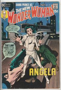 Wonder Woman #193 (Apr-71) FN Mid-Grade Wonder Woman