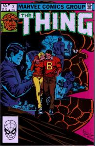 The Thing #2 - Near Perfect Condition - 1983 Series