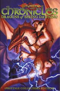 Dragonlance: Chronicles (Vol. 3) #4B VF/NM; Devil's Due   save on shipping - det