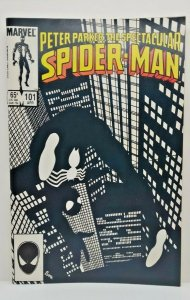 The Spectacular SPIDER-MAN #101