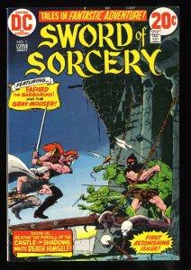 Sword of Sorcery #1 VF+ 8.5