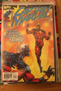 Captain Marvel (1999) 11 NM/MT