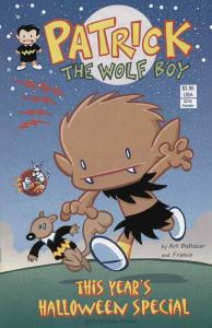 Patrick the Wolf Boy: This Year's Halloween Special #1 VF/NM; Blindwolf | save o