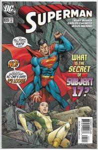 Superman (vol. 1, 2006) #655 FN Busiek/Pacheco, Arion