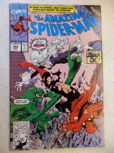 AMAZING SPIDER-MAN # 342 MARVEL ACTION ADVENTURE
