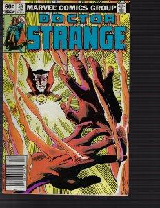 Doctor Strange #58 (Marvel, 1983) NM