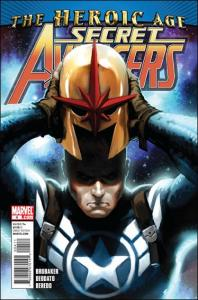 Marvel SECRET AVENGERS (2010 Series) #4 VF
