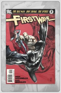 First Wave #2A (2010) NM