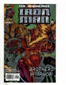 Iron Man #9 (1997) OF21