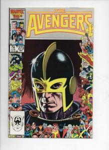 AVENGERS #273, NM, Black Knight, Hercules, 1963 1986, more Marvel in store