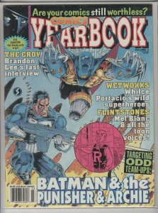 COMICS SCENE YEARBOOK #3 VF- A01100