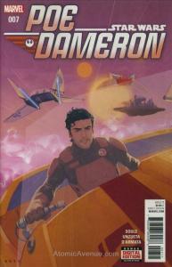 Poe Dameron #7 VF/NM; Marvel | save on shipping - details inside