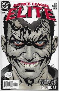 Justice League Elite (2004) # 5 of 12 VF Kelly/Mahnke, Green Arrow, JSA