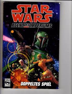 Star Wars Agent Des Imperiums Doppeltes Spiel Lucas Books Panini GERMAN 79 J163