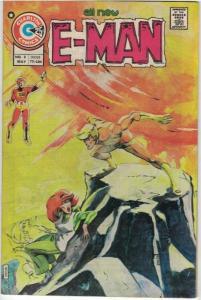 E MAN (1973 CHARLTON)   8 F-VF May 1975