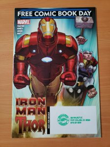 Iron Man Thor FCBD 2010 ~ NEAR MINT NM ~ 2010 Marvel Comics