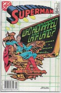 Superman   vol. 1   #391 VG/FN Vartox