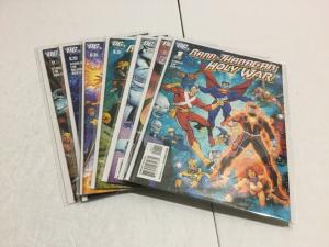 Rann-Thanagar Holy War 1-6 8 Lot Set Run Nm Near Mint DC Comics IK