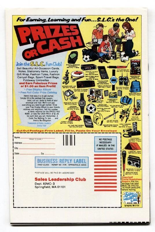 Marvel Super Hero Contest of Champions #1-1982-Comic Book-High Grade NM-